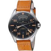 Hamilton漢米爾頓卡其航空系列DAY DATE AUTO機械腕錶   H64645531