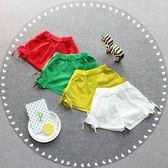 1-3歲女寶寶新款純棉短褲女童裝韓版夏季薄款