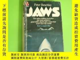 二手書博民逛書店罕見JAWSY200364 PETER BENCHLEY PAN
