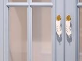 櫃飾輕奢設計師品牌個性創意酒櫃門拉手美式簡約現代櫃子廚門把手 英雄聯盟