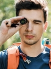 迷你手機單筒望遠鏡小型高清高倍夜視式便攜人體演唱會袖珍望眼鏡 【99免運】