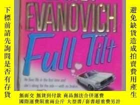 二手書博民逛書店英文原版罕見Full Tilt by Janet Evanovi