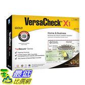 [8美國直購] 暢銷軟體 VersaCheck X1 Gold 2019