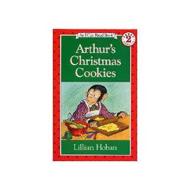 〈汪培珽英文書單〉〈An I Can Read系列:Level 2 〉Arthur's Christmas Cookies /讀本