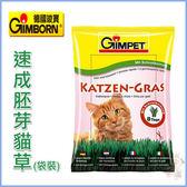 *WANG*德國GIMPET竣寶《速成胚芽貓草-袋裝》容易種只需8天-補貨中