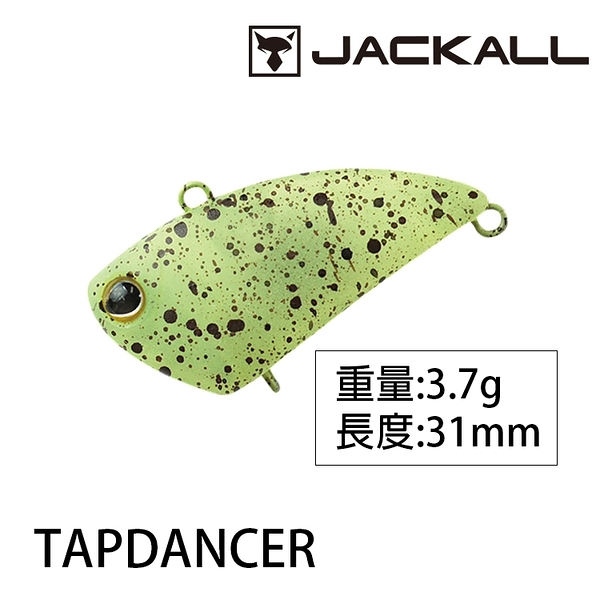 漁拓釣具 JACKALL TAP DANCER [路亞硬餌]
