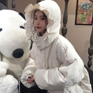 羽絨棉服2020新款冬學生外套韓版寬鬆面包服小個子短款ins棉衣女 依凡卡時尚