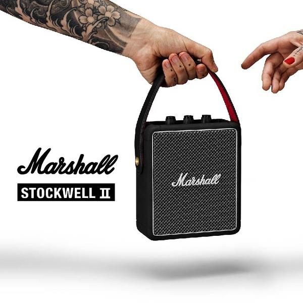 MARSHALL Stockwell II 攜帶式藍牙喇叭 馬歇爾 二代最新款 現貨供應
