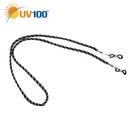 UV100 防曬 抗UV 眼鏡掛繩帶-彩飾編織