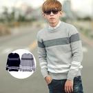 ‧【柒零年代】 ‧毛衣,針織衫,針織毛衣,韓國製 ‧灰色、藍色【共二色】