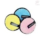 金德恩 台灣專利製造 舒柔洗臉甜甜圈1盒3入