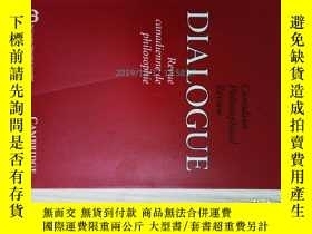 二手書博民逛書店外文雜誌罕見Dialogue: Canadian Philoso