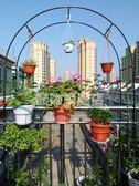 花架-攀援蔬菜爬藤架薔薇葡藤蔓搭架加固鐵藝婚慶拱門地面花架·樂享生活館liv