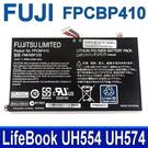 FUJITSU 富士通 FPCBP410 4芯 . 電池 FMVNBP230 LifeBook UH554 UH574