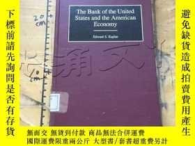 二手書博民逛書店The罕見Bank of the United States a