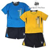 男童 吸濕排汗 運動服 套裝*2色[1509]RQ POLO 台灣製 中大童 春夏 童裝 現貨