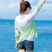 防曬衣女2018夏季新款透氣韓版超薄百搭短外套沙灘防曬服空調衫潮   夢曼森居家