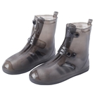 防雨鞋套男女鞋套防水雨天防滑加厚耐磨下雨防雨仿硅膠戶外高筒腳套【快速出貨八折下殺】