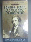 【書寶二手書T1/原文小說_HHH】Common Sense, the Rights of Man, and Other Essential Writings