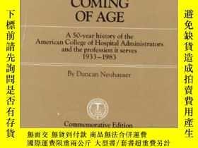 二手書博民逛書店Coming罕見of age: A 50-year histor