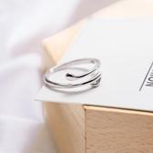 戒指 戒指女日韓國潮人學生個性簡約音符食指尾戒 莎拉嘿幼