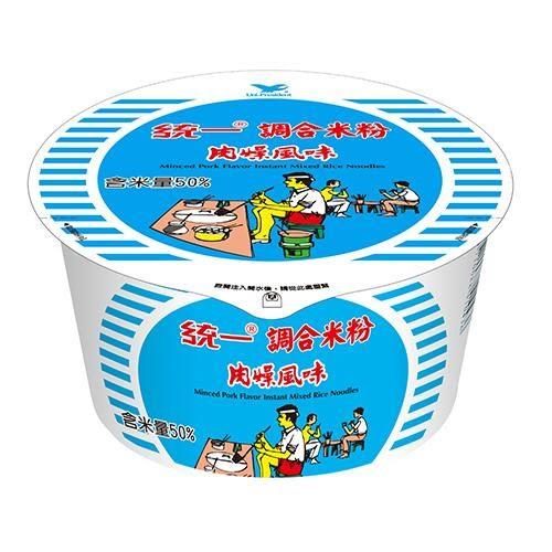 統一調合米粉肉燥風味碗64g【愛買】