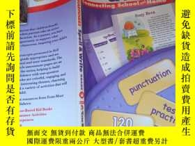 二手書博民逛書店Skill罕見Sharpeners Spell & Write, Grade 2Y204577 Barbara