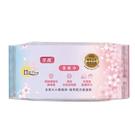 芊柔+ 三合一腸病毒濕紙巾 (80抽/單包)【杏一】