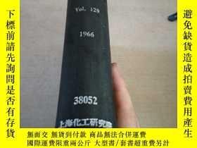 二手書博民逛書店FARM罕見CHEMICALS.Vol.129.1966(農用化