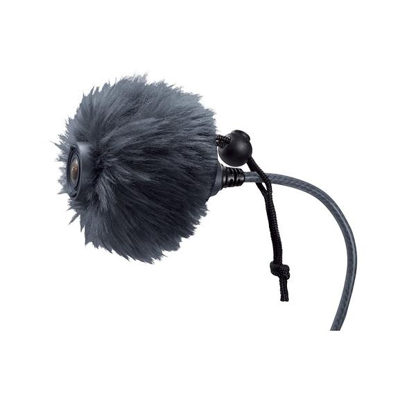 Panasonic 防風毛球 VW-WJA100-H 適用HX-A1H防水相機 穿戴式攝影機 [2東京直購]