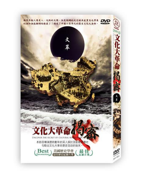 文化大革命揭密 DVD 文革DVD 美國歷史學會 最佳歷史紀錄片獎 歷史浩劫共產黨毛澤東 (購潮8)