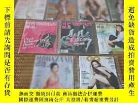 二手書博民逛書店罕見時尚雜誌(劉亦菲雜誌已經全部出售)Y237807