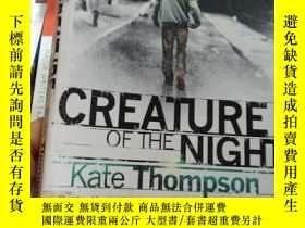 二手書博民逛書店Creature罕見of the NightY15389 Tho