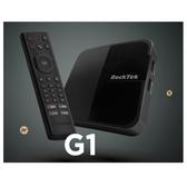 RockTek G1 4K HDR Google認證 Android TV 語音智慧電視盒(含LiTV頻道一個月方案)