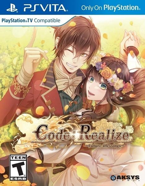 PSV Code:Realize ~祝福的未來~(美版代購)