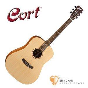 Cort EARTH-GRAND 單板 木 吉他 民謠吉他  cort 專賣店