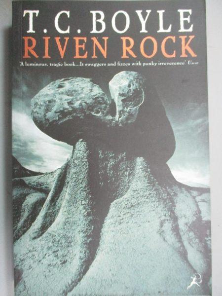【書寶二手書T4/原文小說_HBE】Riven Rock_T. C Boyle