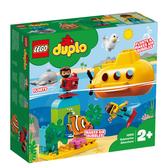 樂高 LEGO 得寶 潛水艇探險