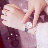 手錶女中學生韓版簡約潮流ulzzang小巧迷你復古女生款     艾維朵