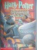 【書寶二手書T4/原文小說_KJW】Harry Potter and the Prisoner of Azkaban_J