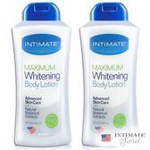 美國Intimate極致保濕潤膚乳液590ml超值二入