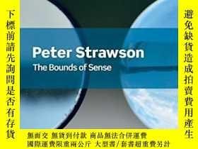 二手書博民逛書店The罕見Bounds Of SenseY256260 Peter Strawson Routledge 出