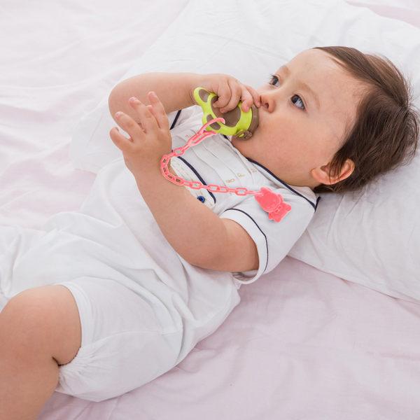 貝適邦食物咬咬袋水果蔬菜樂嬰兒輔食訓練器寶寶牙膠磨牙棒哺用品