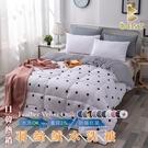 【BEST寢飾】日韓熱銷 經典羽絲絨被 雙人2.5kg 多款任選 棉被 被子 [超取有出貨限制,請參閱說明]