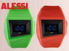 ALESSI義大利[品牌 幾何線條立體電子手錶 原廠公司貨腕錶柒彩年代【NE842】AEAL22004
