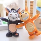 快速出貨八折促銷-抖音會走路學說話的小毛驢學舌唱歌搞笑電動錄音娃娃兒童禮物玩具 免運
