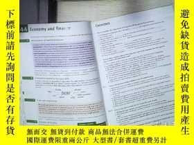 二手書博民逛書店English罕見Vocabulary in Use Advanced 高級英語詞匯使用(06)Y180897
