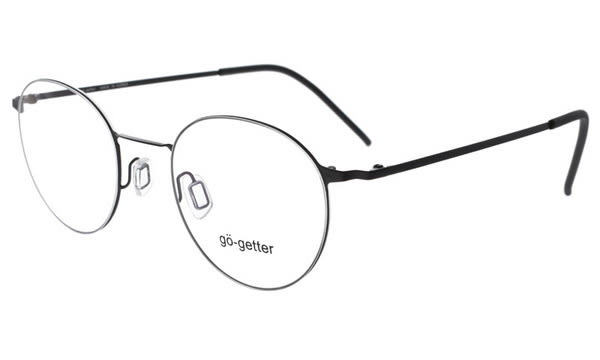 【台南 時代眼鏡 GO-Getter】韓國設計 復古經典款式 光學眼鏡鏡框 GO3030 C01