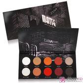 德國 ZOEVA 十色眼影盤#MATTE(10X1.5gr)【美麗購】