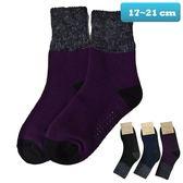 本之豐 兒童毛襪 短統保暖禦寒毛巾厚底 止滑款-波比元氣